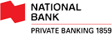 Logo National Bank Private Banking 1859